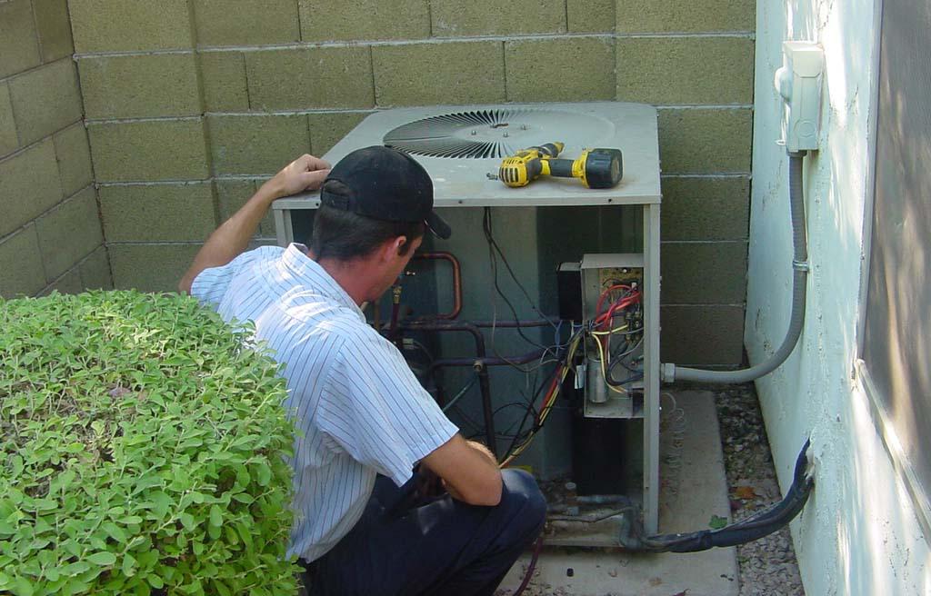 How do you repair a Heil heat pump?